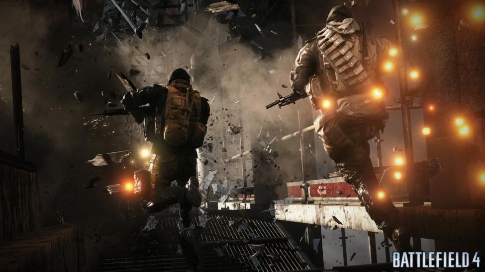 Battlefield 4 разработан на движке Frostbite 3 и другие подробности игры