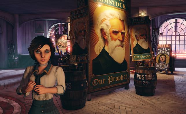 IGN смогут опубликовать обзор BioShock Infinite раньше остальных