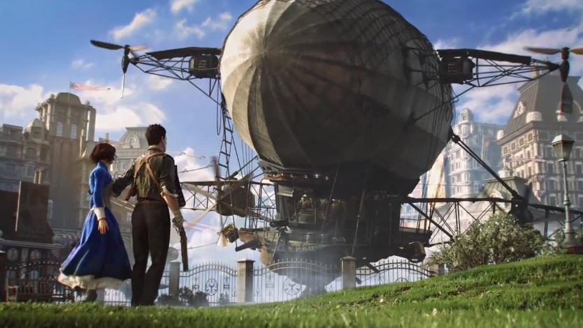 Опубликован полный рекламный ролик BioShock Infinite
