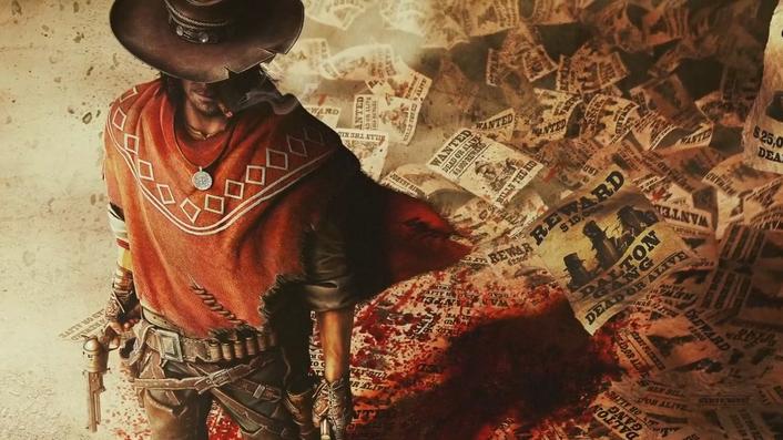 2 минуты геймплея Call of Juarez: Gunslinger