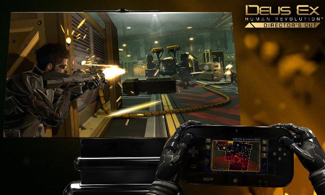 Deus Ex: Human Revolution выйдет на Wii U