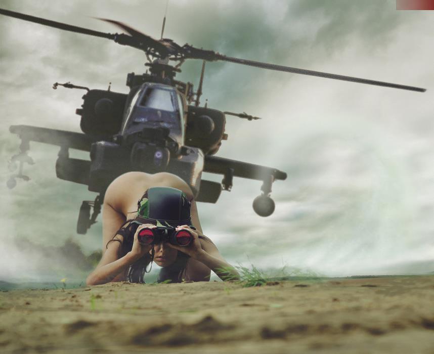 Очередной мини-тизер Battlefield 4 Air