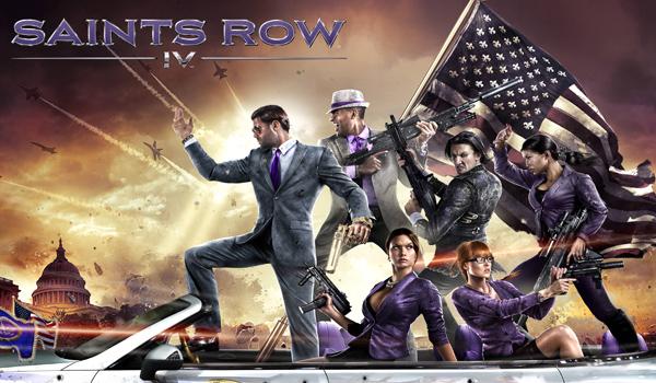 Опубликован первый трейлер Saints Row IV