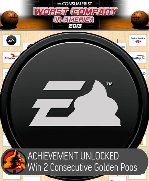 """Electronic Arts победила в номинации """"Худшая компания США"""""""