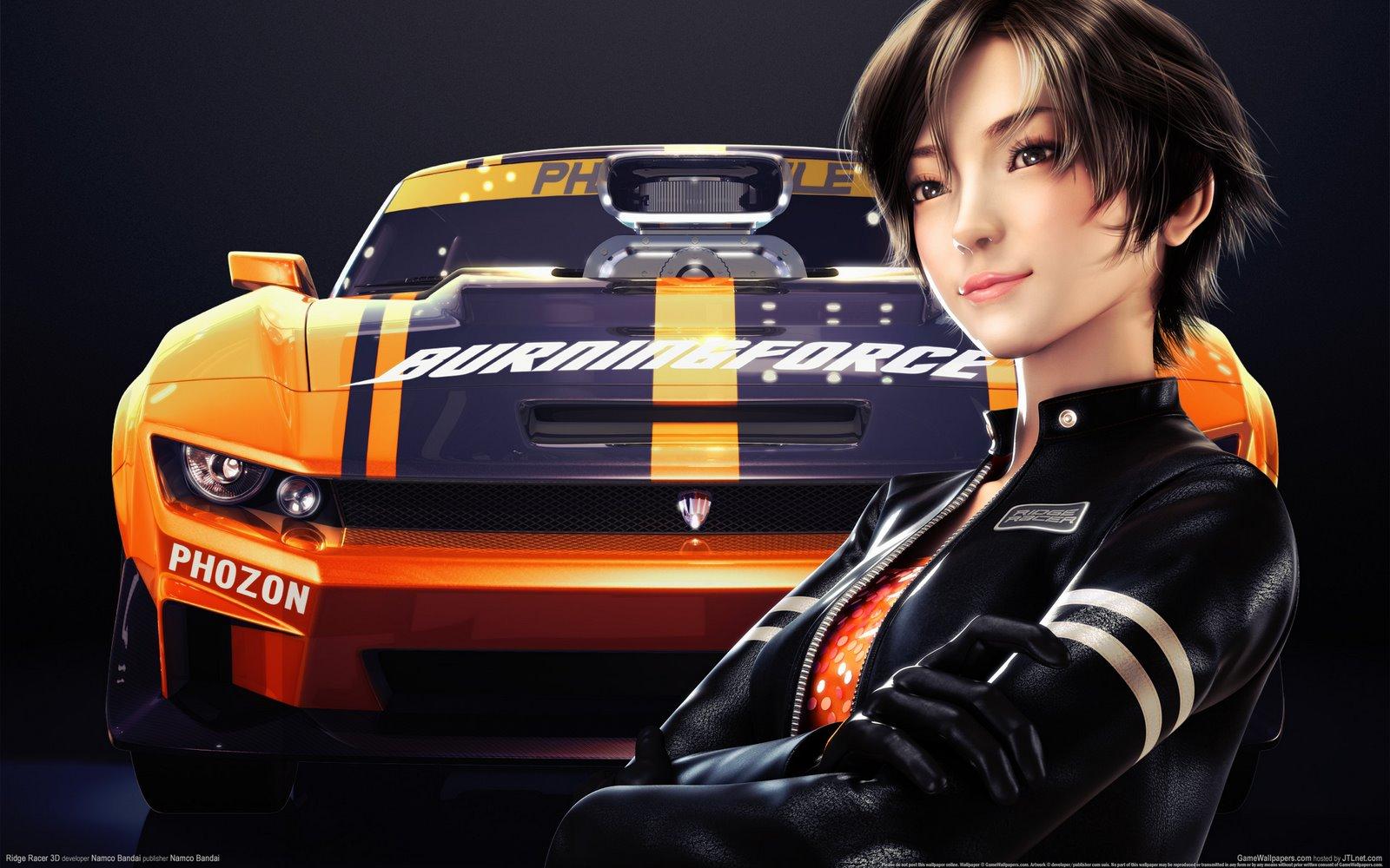 Ridge Racer станет условно-бесплатным