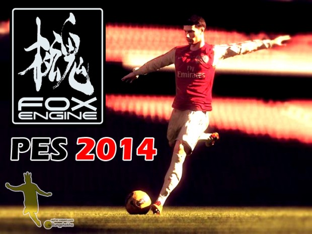 Pro Evolution Soccer 2014 выйдет в этом году на движке Fox Engine
