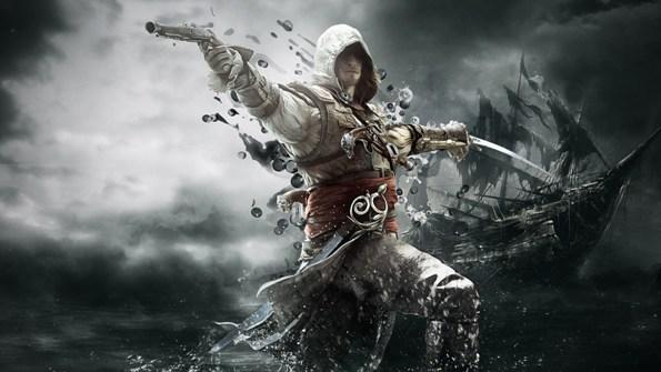 Йо-хо-хо и бутылка рома в новом трейлере Assassin's Creed 4 (видео)