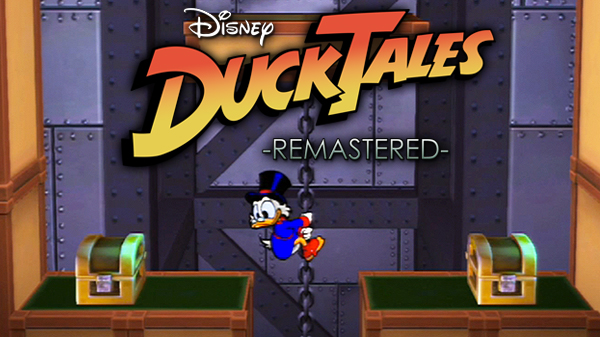 Игра DuckTales Remastered обзавелась датой релиза