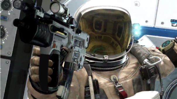 Call of Duty: Ghosts – теперь воюем в космосе! (видео)