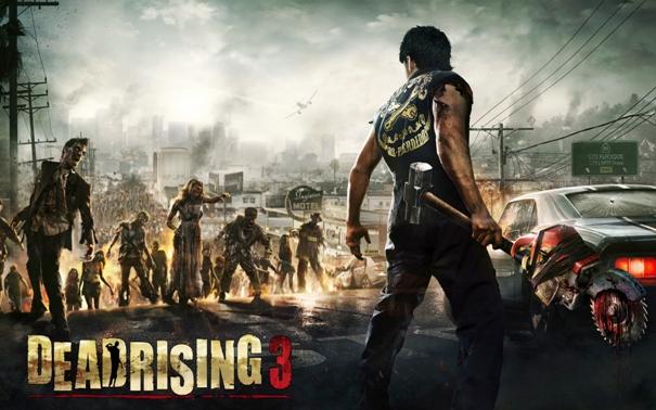 Новый трейлер некстген-игры Dead Rising 3 (видео)