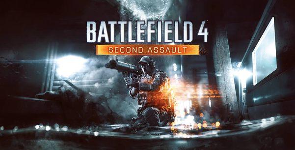 Трейлер нового DLC «Second Assault» к «Battlefield 4» (видео)