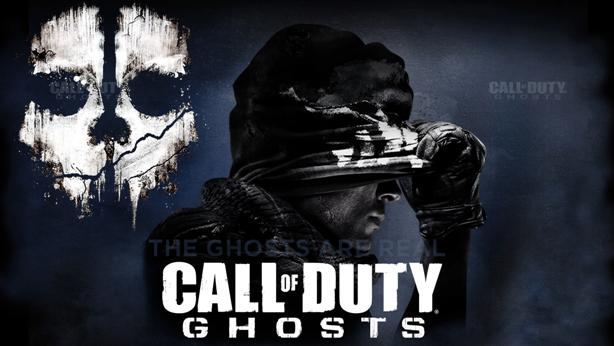 """Call Of Duty: Ghosts""- самая продаваемая игра в истории"