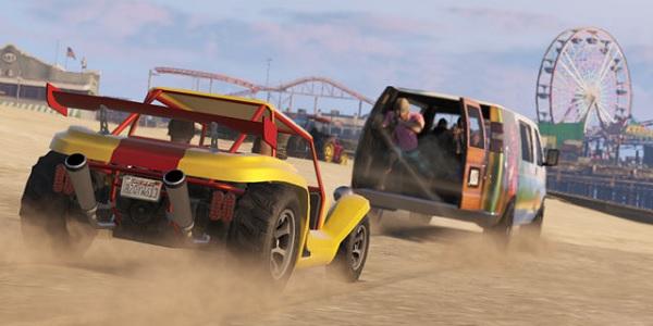 Новое дополнение для GTA Online можно будет скачать 19 ноября