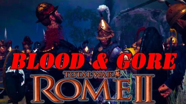 Новое дополнение к Total War: Rome II (видео)