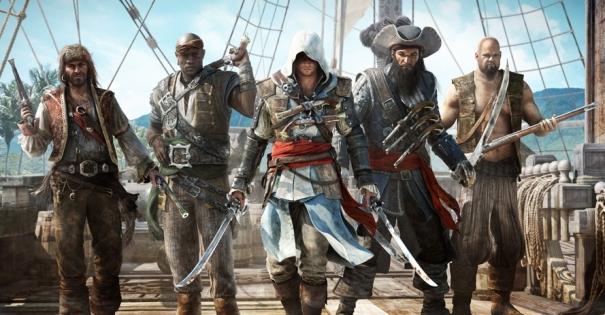 На ПК выйдет 3 разных издания «Assassin's Creed IV: Black Flag»